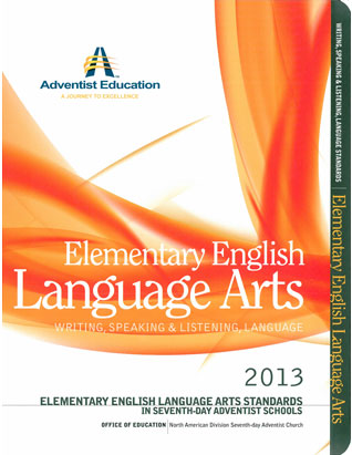 Elementary English Language Arts: Writing, Speaking & Listening