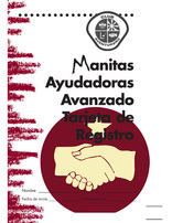 Helping Hand (Advanced) Record Card (Spanish)
