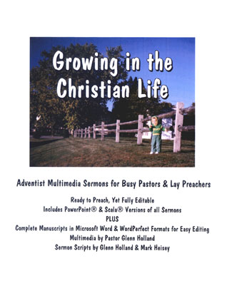 Growing in the Christian Life, CD Only