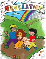 Revelation Coloring Book for Children
