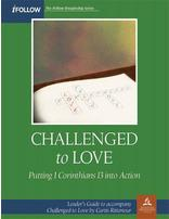 Challenged to Love - Leaders Guide
