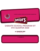 Growing Together Junior Teaching Kit - 4th Quarter