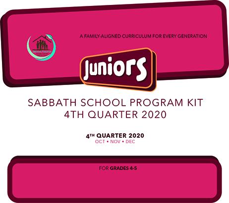 Growing Together Junior Teaching Kit - 4th Quarter