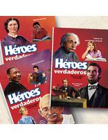 Héroes verdaderos- Set de 3