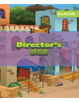 Heroes VBS Director's USB - Bilingual