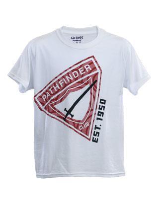 Camiseta de Conquistadores Blanca- 3 colores