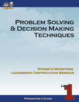 Problem Solving & Decision Making Techniques