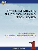 Problem Solving & Decision Making Techniques