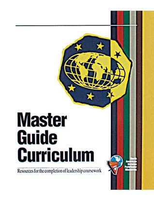 Master Guide Curriculum Teachers Resource Manual