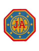 Vintage JA Jovenes Adventistas Patch