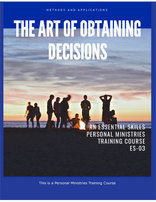 The Art of Obtaining Decisions