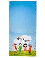 Mantel de mesa | God's Closet