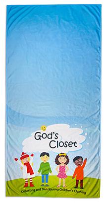 God's Closet Table Runner