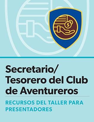 Adventurer Club Secretary/Treasurer Certification Presenter's Guide - Spanish