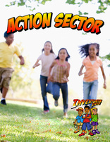 Investigation Station VBS Action Sector Leader's Guide (Games) (English)