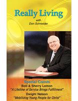 Lemon and Nelson -- Really Living DVD