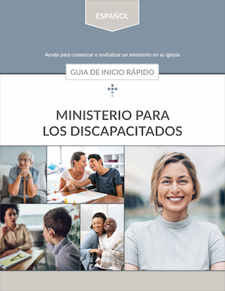 Ministerio a los discapacitados: Guía de inicio rápido