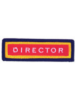 Staff Sleeve Strip - Director