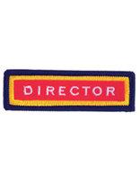 Cinta de Cargo-Director