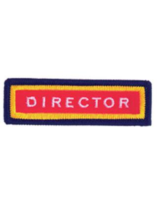 Staff Sleeve Strip - Director