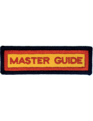 Master Guide Name Strip