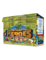Heroes VBS Kit - Spanish