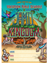 Jamii Kingdom VBS Invitation Postcards (Set of 100)