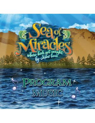 Sea of Miracles VBX Music DVD/CD