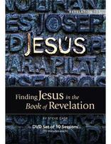 Finding Jesus in the Book of Revelation: DVD set & ParticipantsGuide