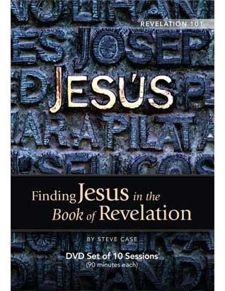 Finding Jesus in the Book of Revelation: DVD Set & Participant Guide