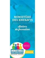 Children's Ministries Certification Brochure - French