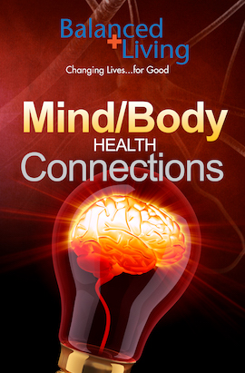 Mind/Body Health Connection - Balanced Living Tract (Pack of 25)
