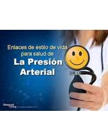Lifestyle Links for Healthy Blood Pressure - Balanced Living - PPT Download (Spanish)