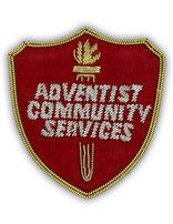 Placa de identificación de bolsillo de ACS