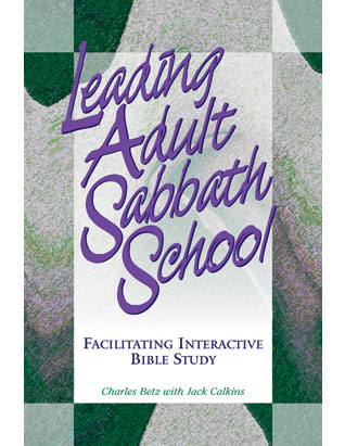 Leading Adult Sabbath School