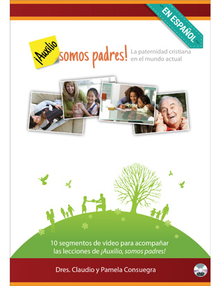 Help! I'm A Parent DVD - Birth - Age 7 (Spanish)