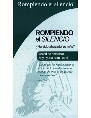 Breaking the Silence: Has Your Child Been Abused? (Spanish) (25)