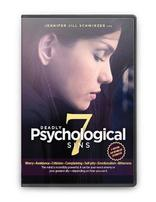 7 Deadly Psychological Sins DVD