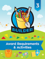 Builder Award Requirements & Activities