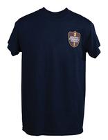 Camiseta ACS logo de 3 colores