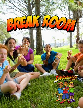 The Genesis Factor VBS: Break Room Guide (Snacks) English
