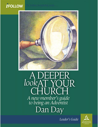 A Deeper Look at Your Church - Leader's Guide