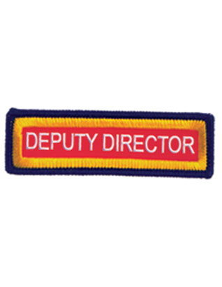 Staff Sleeve Strip - Deputy Director