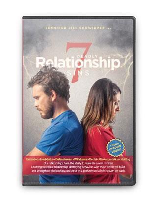 7 Deadly Relationship Sins DVD