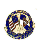 Georgia-Cumberland Conference Friend Honor Pin
