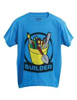Adventurer Builder T-Shirt