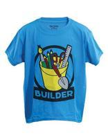 Camiseta para Constructores-Niños/Adultos