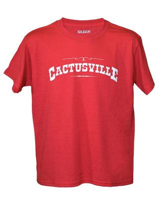 Cactusville VBX Youth T-Shirt