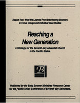Reaching a New Generation Report #2
