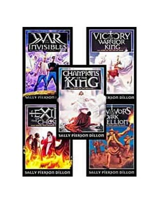 The War of the Ages Series (5 Books)